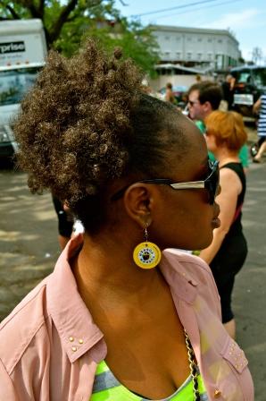 Tusker (Kenya) Earring