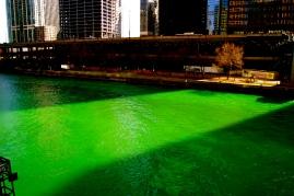 Love St Patrick's Day in Chicago