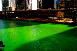 Love St Patrick's Day in Chicago
