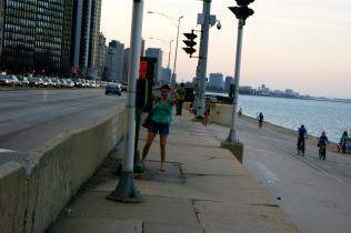Chicago Boardwalk...