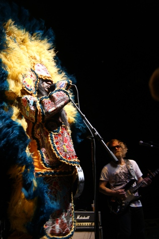 Big Chief Monk Boudreaux and Anders Osborne