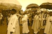 Procession for St Rafael