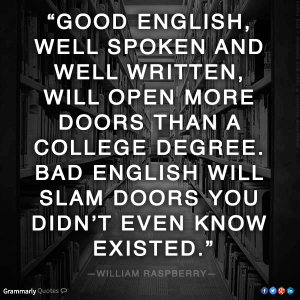 From Grammarly.com. Find them on Facebook. #grammarly